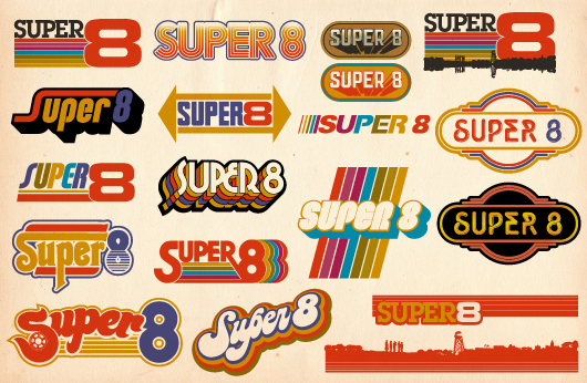 Super * Logos