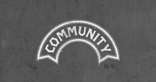 community-gray