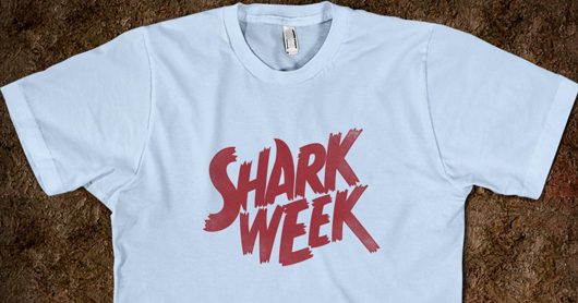 Shark Week! Tee