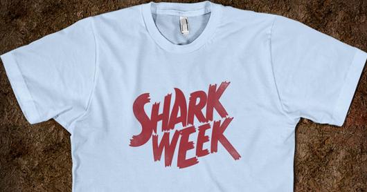Shark Week! Tee
